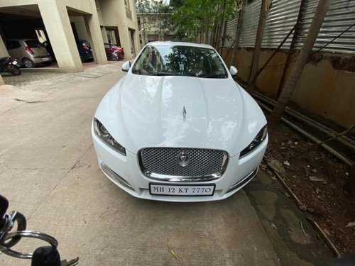 Used Jaguar XF 2014 AT for sale in Pune