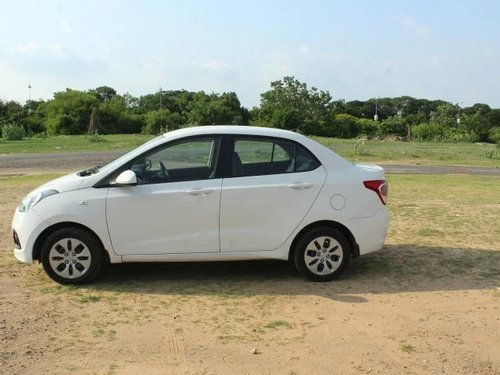 Used Hyundai Xcent 1.1 CRDi Base 2015 MT for sale in Vadodara