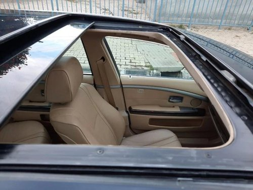 Used 2008 BMW 7 Series AT for sale in Bangalore