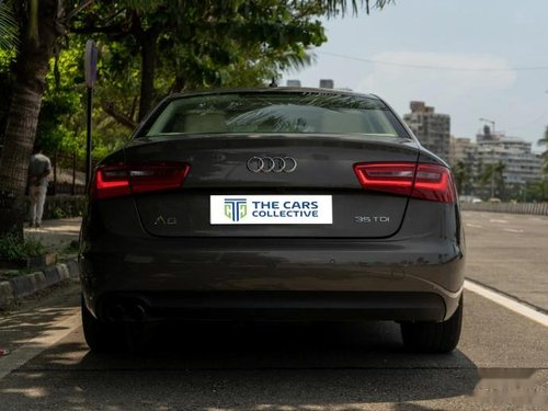 Used 2014 Audi A6 AT for sale in Nashik