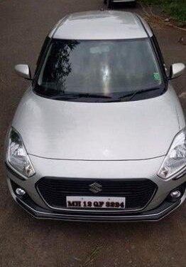 Used 2018 Maruti Suzuki Swift AT for sale in Pune
