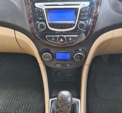 Used 2014 Hyundai Verna 1.6 CRDi EX MT for sale in Ahmedabad