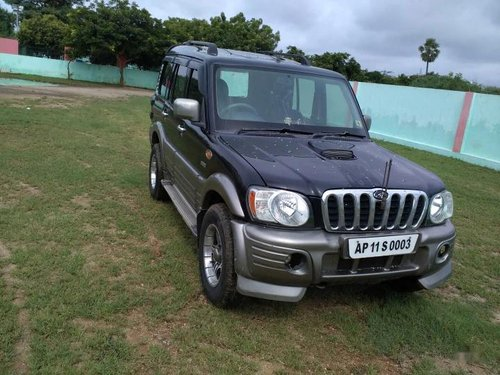 Mahindra Scorpio 2.6 SLX Turbo 7 Seater 2006 MT for sale in Hyderabad