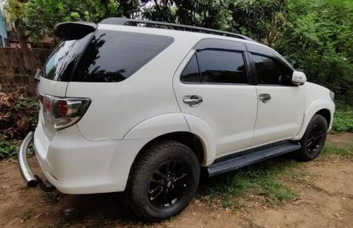 Used Toyota Fortuner 2012 MT for sale in Chennai -3