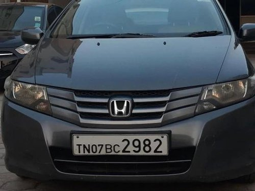 Used Honda City 1.5 S MT 2009 MT for sale in Chennai