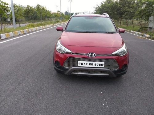 Used 2015 Hyundai i20 Active 1.4 MT for sale in Hyderabad