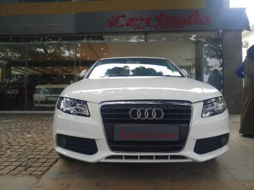Used Audi A4 2.0 TDI 2009 AT for sale in Bangalore