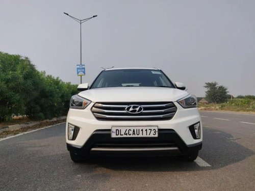 Used Hyundai Creta 2015 AT for sale in Faridabad