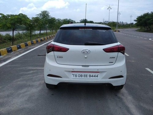 Used 2015 Hyundai Elite i20 MT for sale in Hyderabad