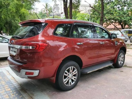 Ford Endeavour 3.2 Titanium AT 4X4 2016 AT for sale in Pune-10