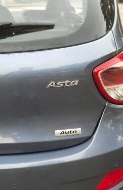 Used Hyundai i10 Asta 2015 AT for sale in Ahmedabad