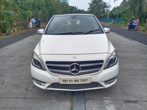 Used Mercedes Benz B Class 2014 AT for sale in Mumbai