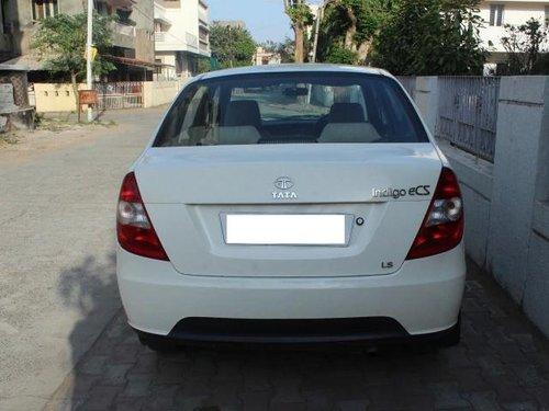 Tata Indigo eCS LS (TDI) BS-III 2014 MT for sale in Vadodara
