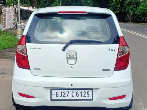 Used 2012 Hyundai i10 Sportz 1.2 AT for sale in Ahmedabad