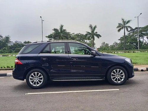Used Mercedes Benz M Class ML 350 4Matic 2012 AT for sale in Mumbai