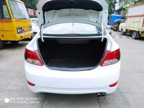 Used Hyundai Verna 1.6 SX 2012 MT for sale in Thane
