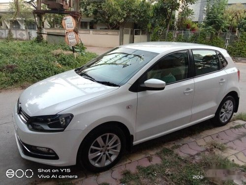Used 2015 Volkswagen Polo MT for sale in Indore