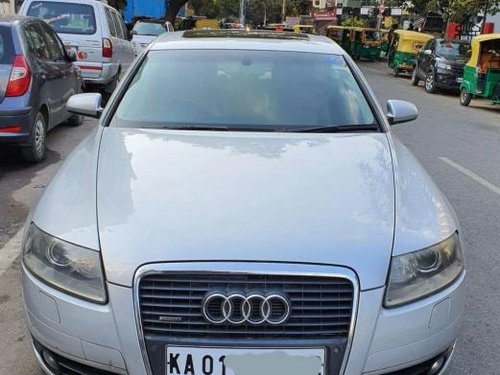 Used Audi A6 3.0 TDI quattro 2008 AT for sale in Bangalore