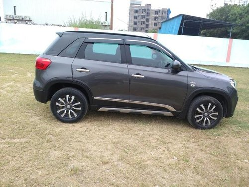 Used Maruti Suzuki Vitara Brezza VDi 2017 MT for sale in Hyderabad