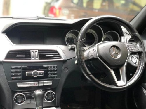 Used 2013 Mercedes Benz C-Class AT for sale in Pune