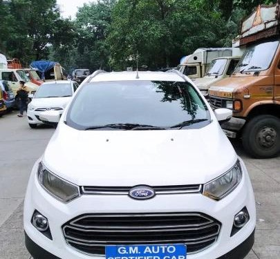 Ford EcoSport 1.0 Ecoboost Titanium Optional 2014 MT for sale in Thane