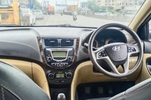 Used Hyundai Verna SX Opt 2012 MT for sale in Nagpur