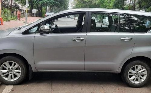Used Toyota Innova Crysta 2.4 VX MT 8S 2016 MT for sale in Pune