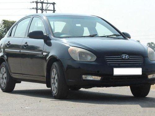 Used Hyundai Verna CRDi SX 2007 MT for sale in Vadodara