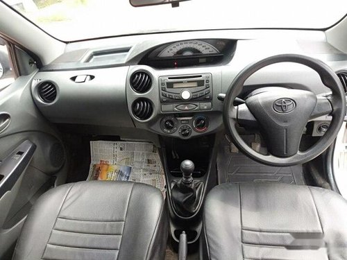 Used Toyota Etios Liva 1.4 GD 2012 MT for sale in Indore