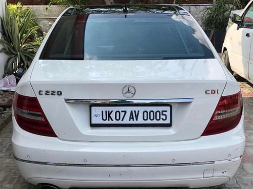 Used 2012 Mercedes Benz C-Class AT for sale in Ghaziabad