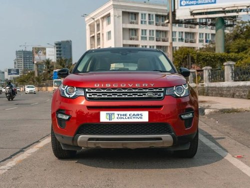 Used 2018 Land Rover Discovery Sport AT for sale in Nashik
