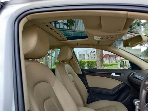 Used 2015 Audi A4 AT for sale in Gurgaon
