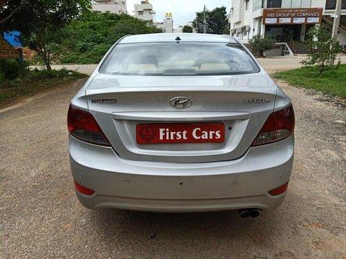 Used 2013 Hyundai Verna 1.4 EX MT for sale in Bangalore