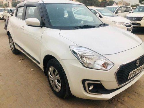Used 2018 Maruti Suzuki Swift VXI MT for sale in Gurgaon