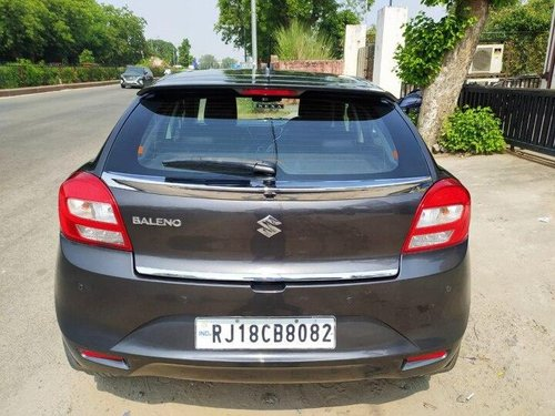 Used Maruti Suzuki Baleno Alpha 2016 MT for sale in Jaipur