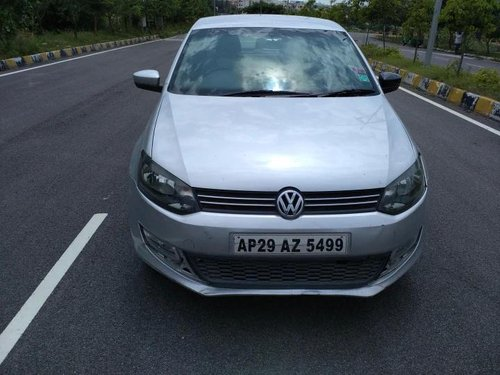 Used Volkswagen Polo 1.5 TDI Highline 2013 MT for sale in Hyderabad