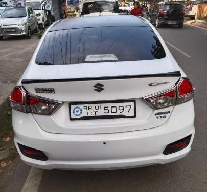 Used 2016 Maruti Suzuki Ciaz MT for sale in Patna