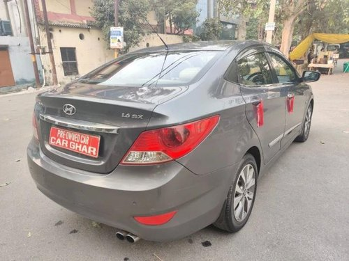 Used 2014 Hyundai Verna SX Diesel MT for sale in Noida