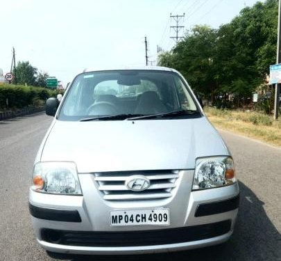 Used Hyundai Santro Xing GL 2011 MT for sale in Bhopal