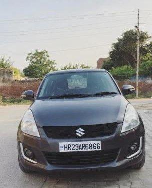 Used 2018 Maruti Suzuki Swift VDI MT for sale in Faridabad