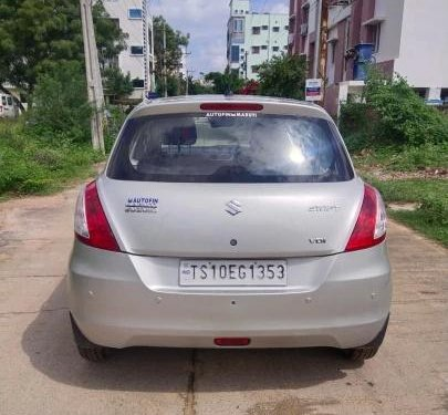 Used 2016 Maruti Suzuki Swift VDI MT for sale in Hyderabad