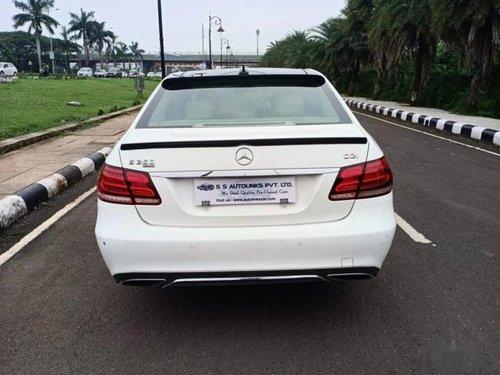 Mercedes-Benz E-Class E250 CDI Avantgrade 2015 AT for sale in Mumbai