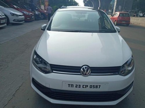 Used Volkswagen Polo 1.0 MPI Comfortline 2018 MT in Chennai