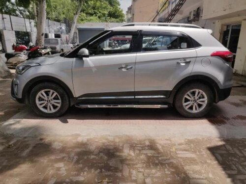 Used 2015 Hyundai Creta 1.6 SX Automatic Diesel MT for sale in Faridabad