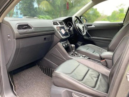 Used Volkswagen Tiguan 2017 AT for sale in Mumbai