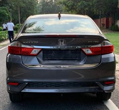 Used Honda City ZX 2017 MT for sale in New Delhi