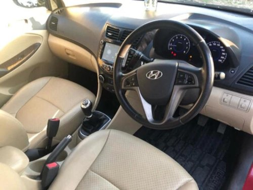 Hyundai Verna 1.6 VTVT SX Option 2016 MT for sale in Kolkata