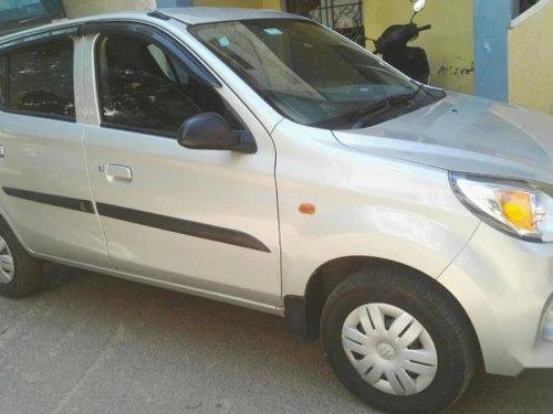 Used Maruti Suzuki Alto 800 VXI 2018 MT for sale in Chennai