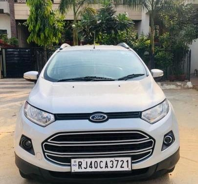 Used Ford EcoSport 2016 MT for sale in Jaipur
