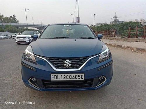 Used Maruti Suzuki Baleno 2019 MT for sale in New Delhi